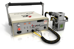 Fibersource handheld laser marking and engraving system
