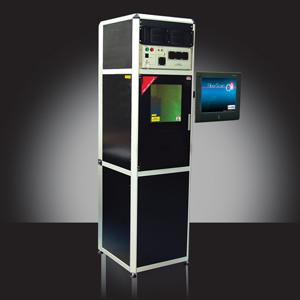 Fiber Laser Marking System - FLM-XP