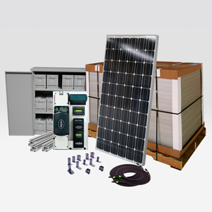 Fusion Off-Grid Solar Kit